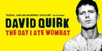 David Quirk - The Day I Ate Wombat