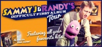 Sammy J & Randy's Difficult First Album Tour