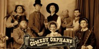 The Comedy Orphans' Christmas Spectacular
