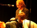 Renegades of Folk play with Tim Minchin